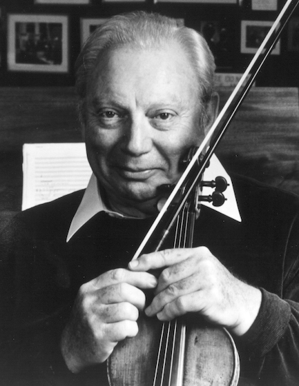 Tribute to Isaac Stern