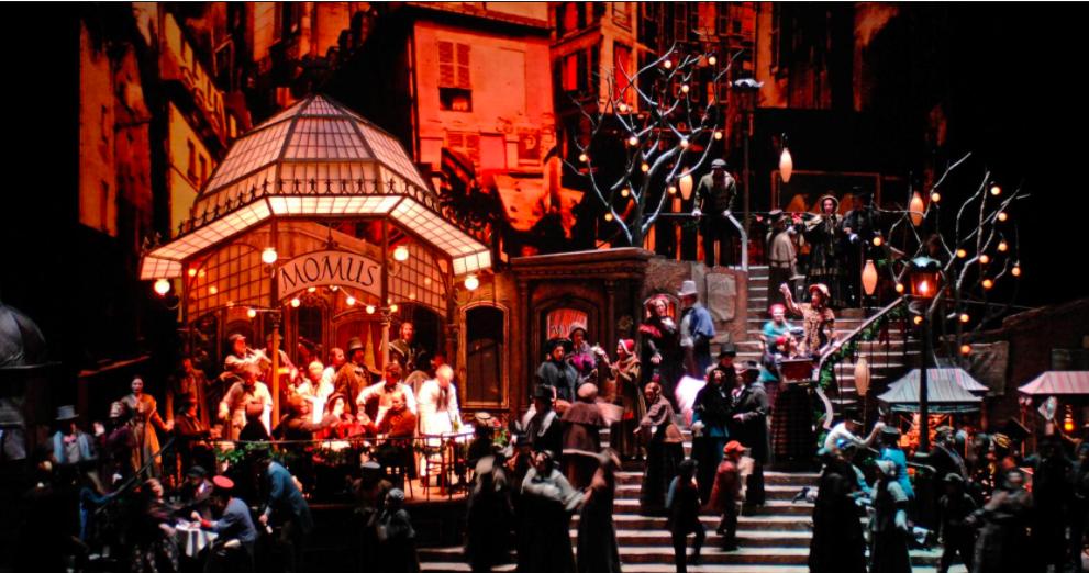 Puccini – La Bohème