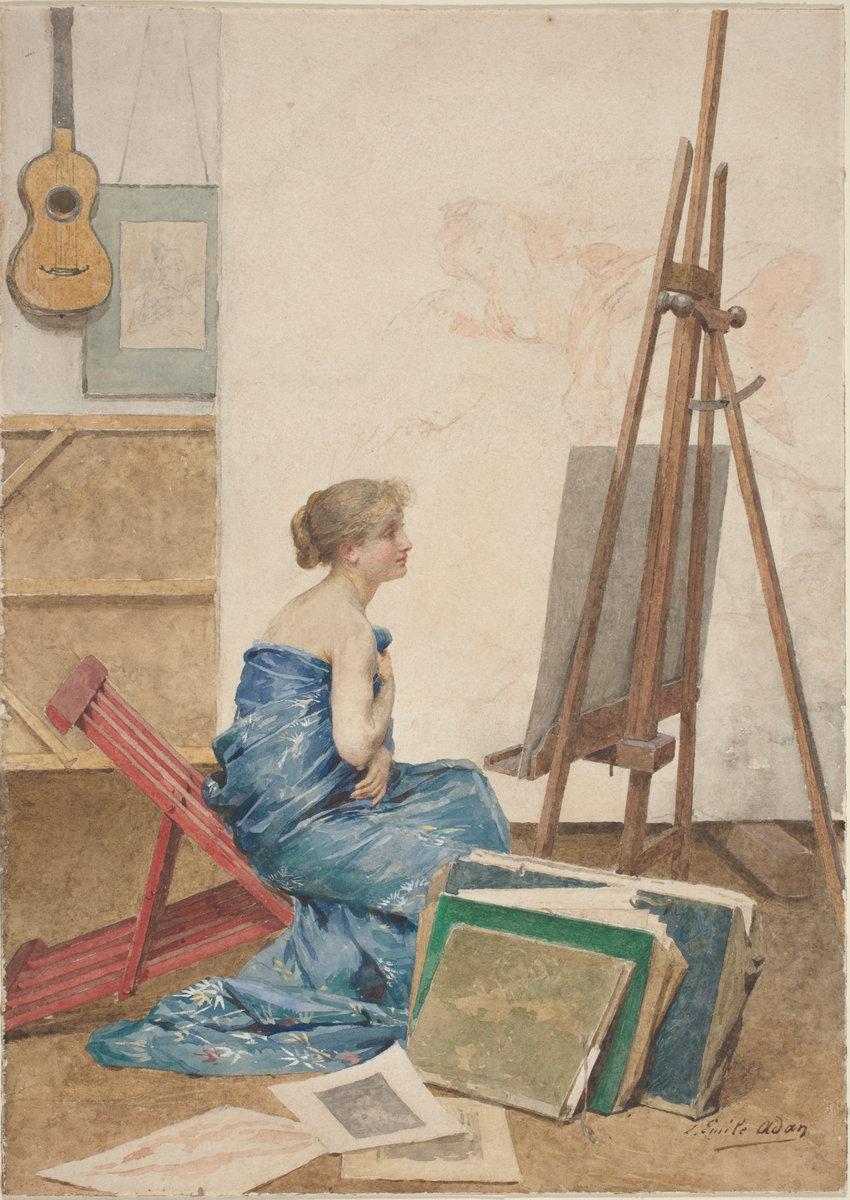 Cimarosa – Il pittor parigino